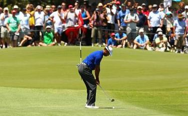 Navigating the Green: Pitching, Chipping and Putting