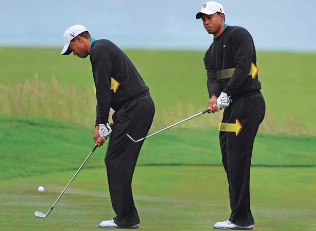Golf Tips: Pitching Basics